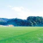 鳥取県フットボールセンター若葉台第2グラウンド